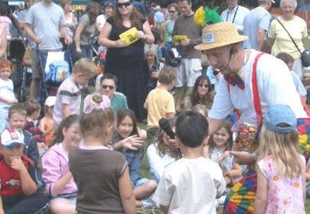 Magic OZ Childrens Entertainer London Parties