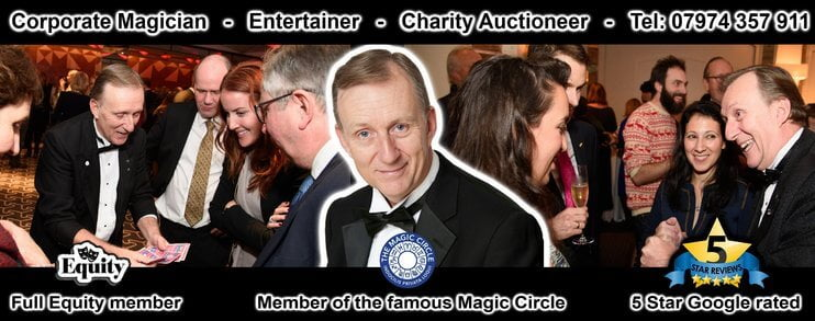 Magic OZ Magician Surrey For Hire