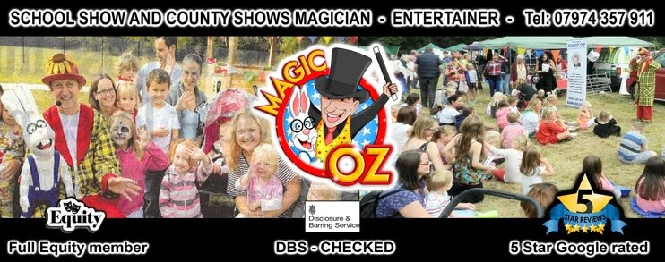 MAGIC OZ CHILDREN'S ENTERTAINER SURREY
